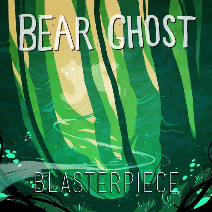 bear ghost, blasterpiece