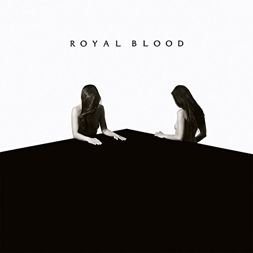 royal blood, how did we get so dark?