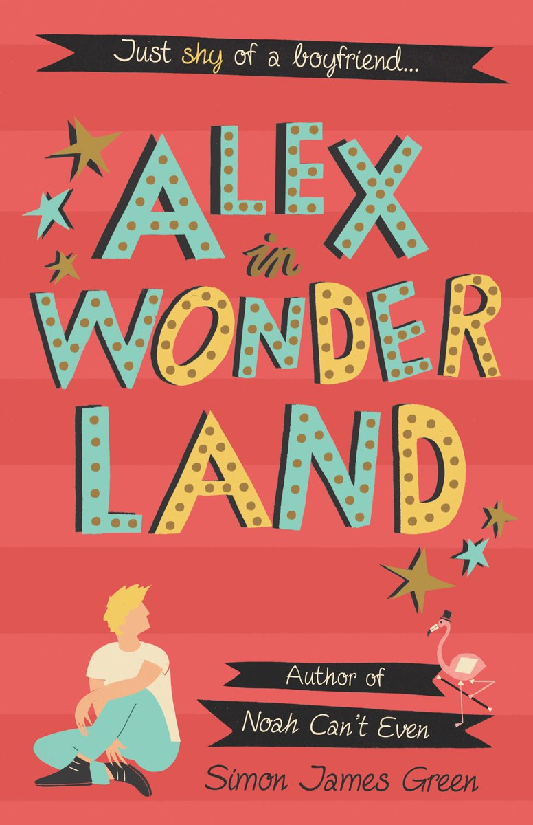 simon james green, alex in wonderland