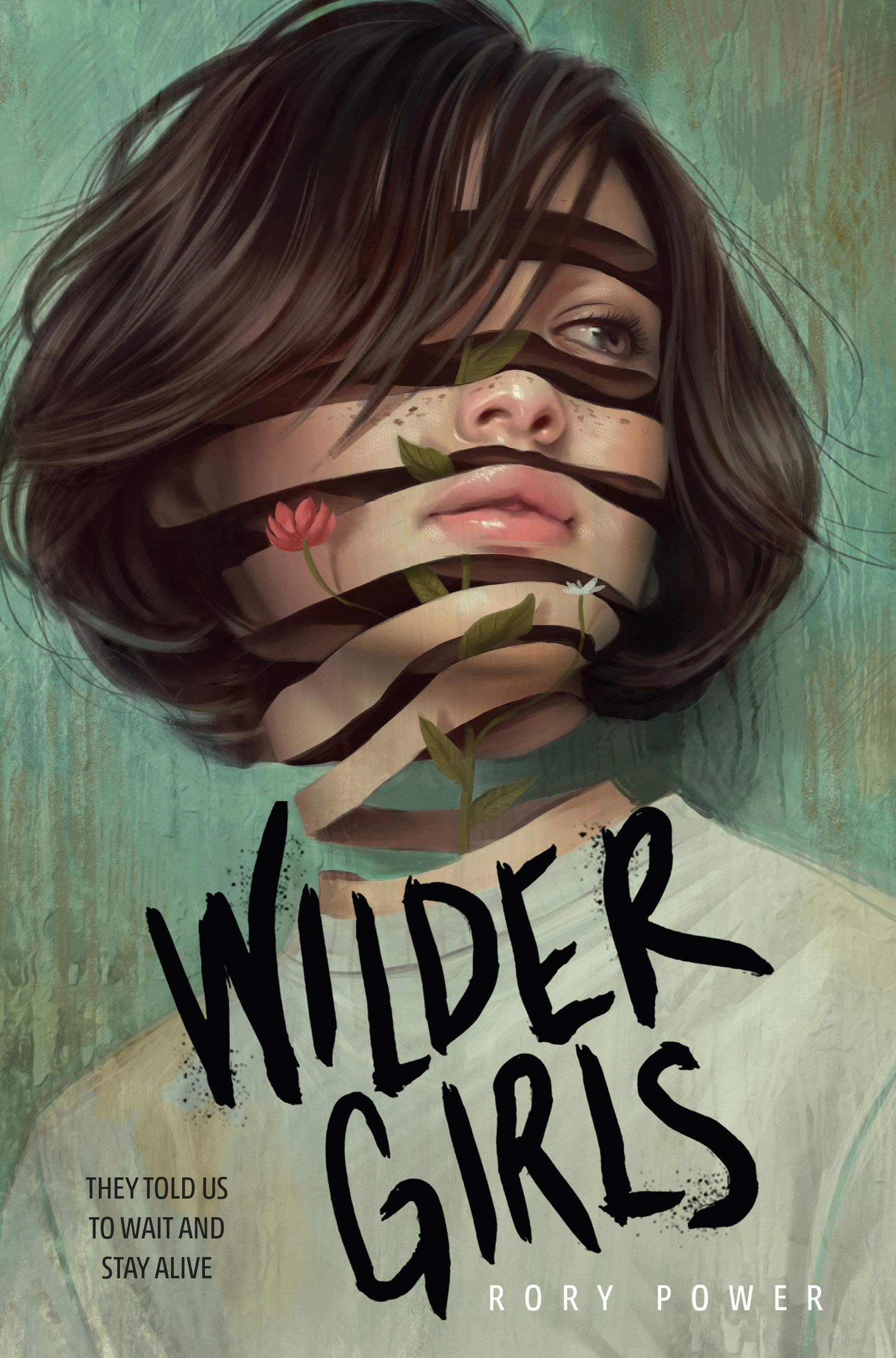 rory power, wilder girls