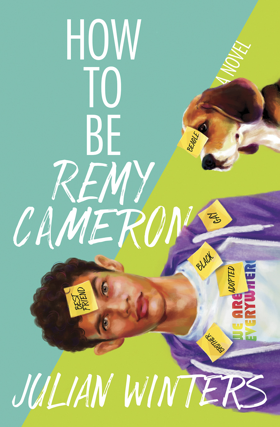 julian winters, how to be remy cameron