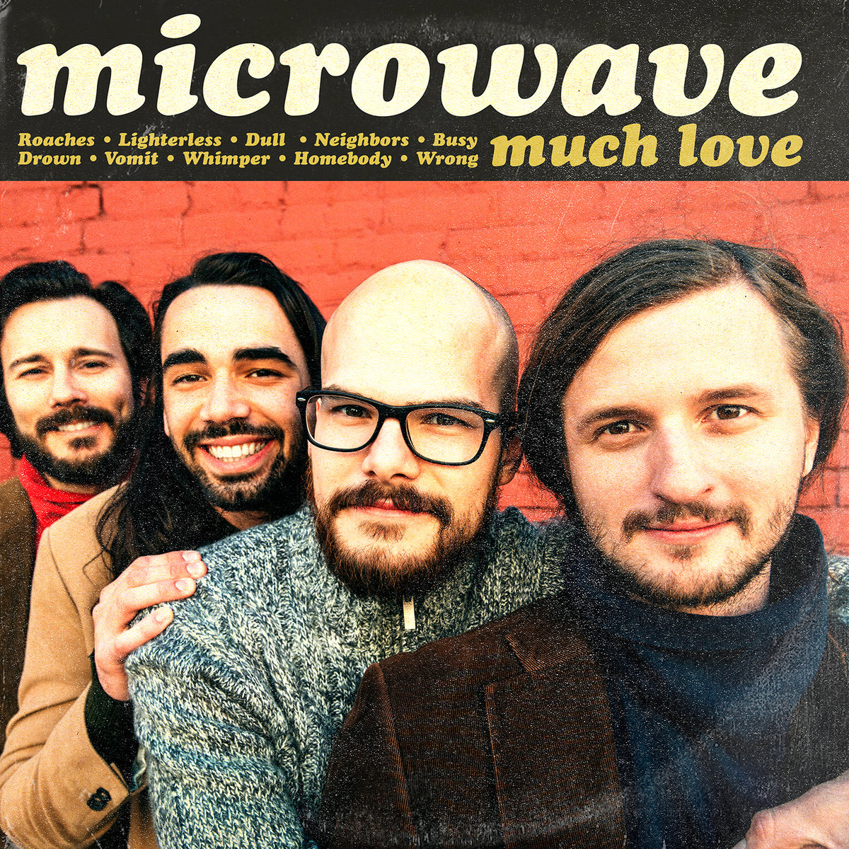 microwave, much love