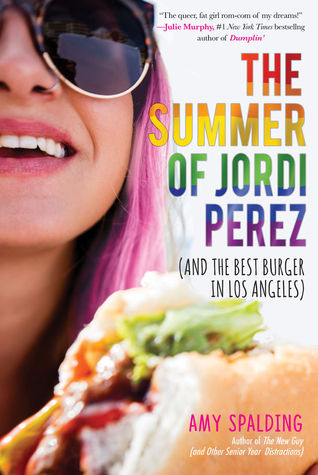 amy spalding, the summer of jordi perez