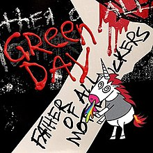 green day, father of all motherfuckers