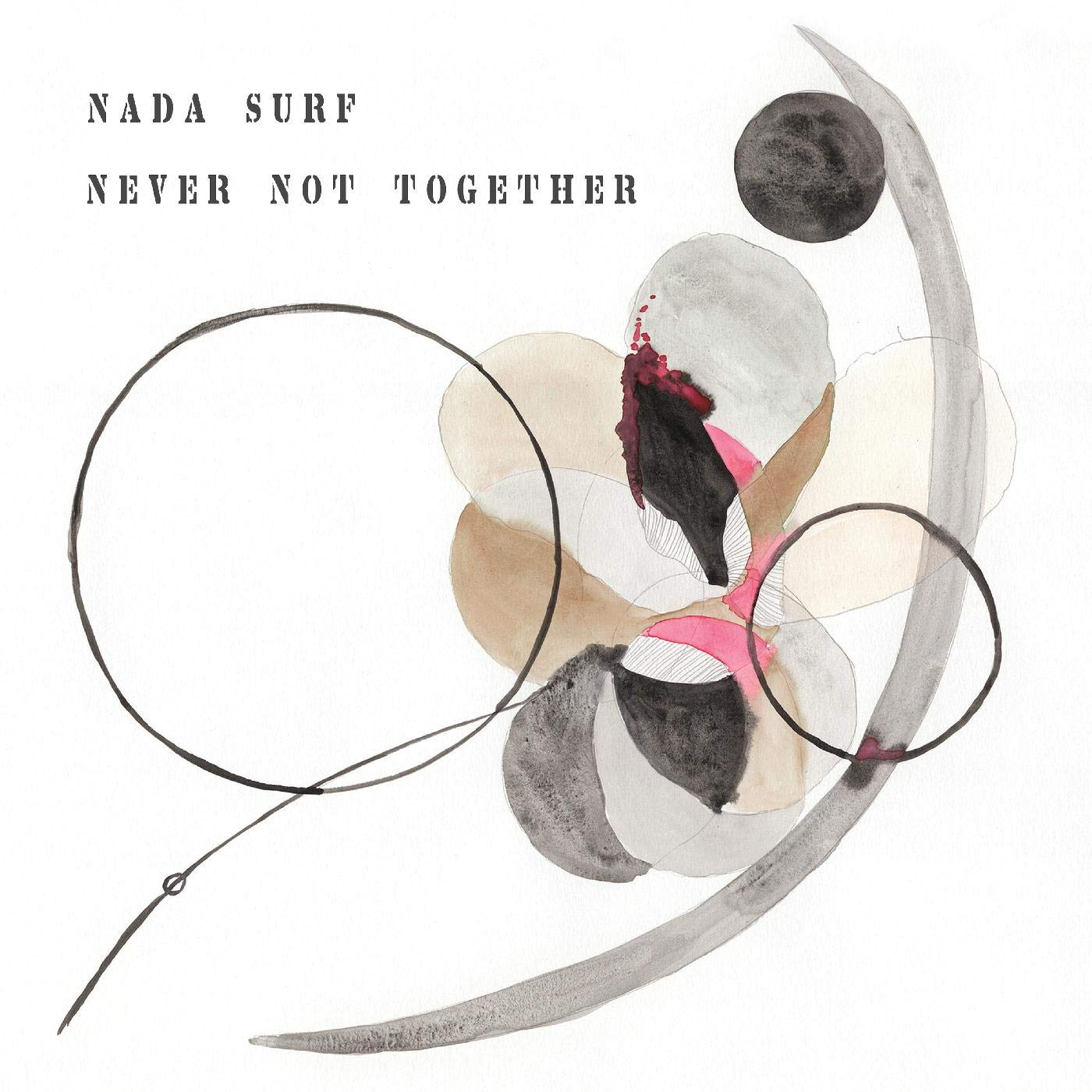 nada surf, never not together