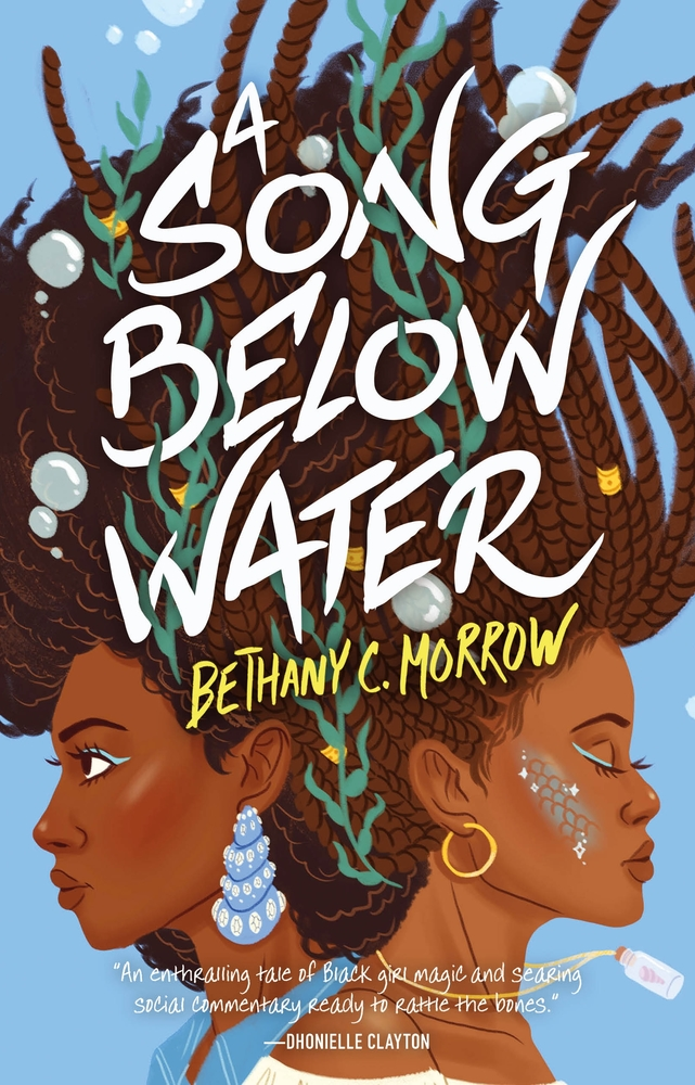 bethany c. morrow, a song below water