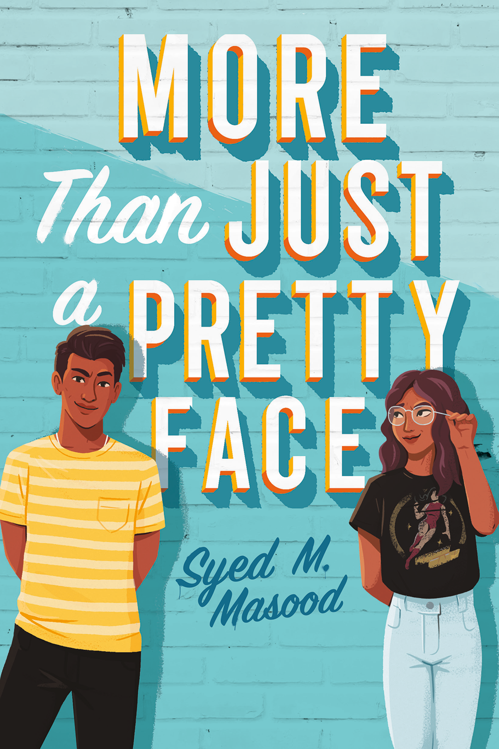 syed m. masood, more than just a pretty face